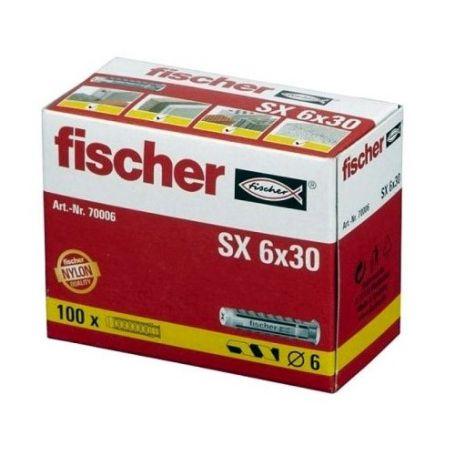 Taco Fischer sx 6x30 (caja 100 uds)