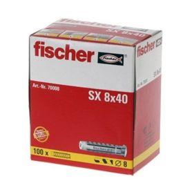 Taco Fischer SX 8x40 - caja 100 unidades