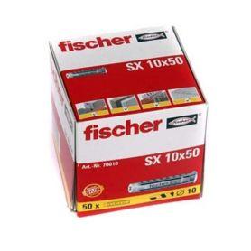 Taco Fischer SX 10x50 - caja 50 unidades