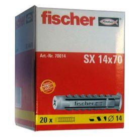 Taco Fischer SX 14x70 - caja 20 unidades