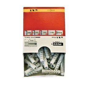 Taco Fischer S 7mm - Caja 100 unidades