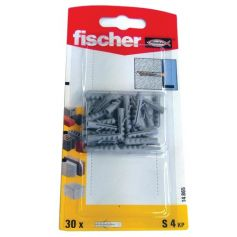 Taco Fischer S 4mm - Blister 30 unidades