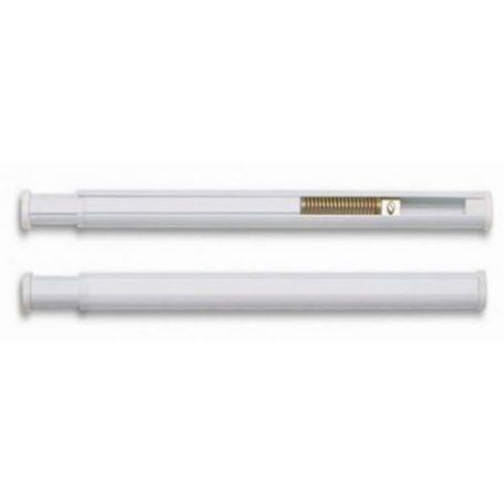 Portavisillo Compact Easy blanco 56/90cm Murtra
