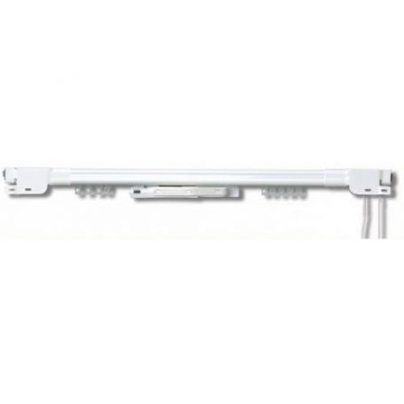 Riel extensible blanco eco 213/396cm Easy Murtra