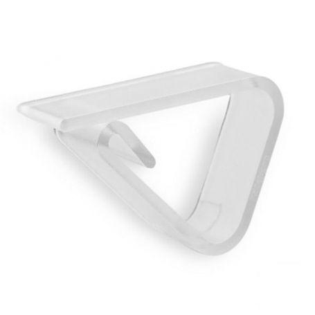 Sujeta manteles plastico transparente Kallstrong