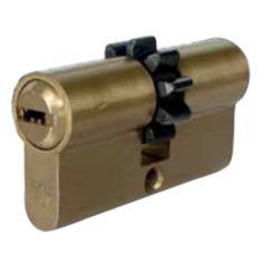 Cilindro europerfil piñon 503-504 60mm 30x30 laton fac