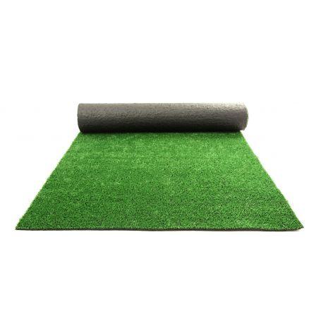 Césped artificial Lubeck precio Nortene 7mm 1x25m Verde