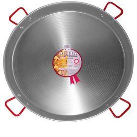 Paellera valenciana pulida 90cm La Ideal