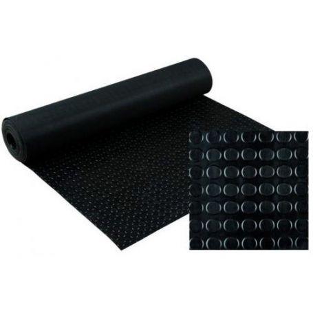 Pavimento goma circulos 10mx1,2mx3mm KarpaTools