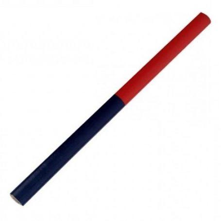 Lapiz de carpintero azul/rojo KarpaTools