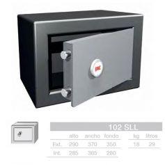 Caja fuerte mecánica de sobreponer 102 SLL FAC