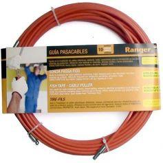 Guia pasacables acero extra + nylon 20m Ranger