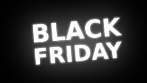 El black friday es una tradición estadounidense o norteamericana de descuentos en todos los productos de distintos comercios y tiendas para inaugurar la temporada navideña y adelantar las compras