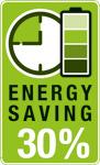las hojas de sierra AKKUTOP brindan hasta un 30% de energy saving. Las AKKU TOP brindan un ahorro energético de 30%
