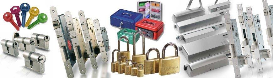 Tienda online de Cerrajería y Seguridad