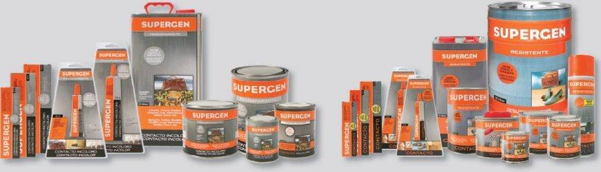 Tienda online de Pegamento Supergen