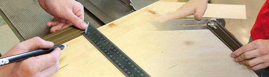 Tienda online de Escuadras de carpintero y falsas escuadras