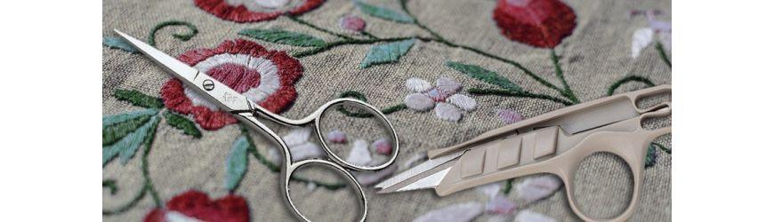 Tienda online de Tijeras bordadoras