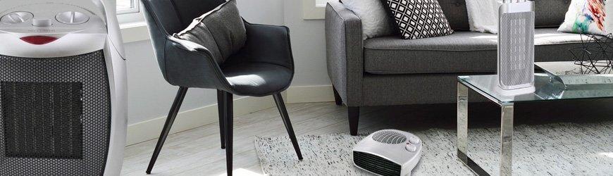 Tienda online de Calefactores de aire y termoventiladores
