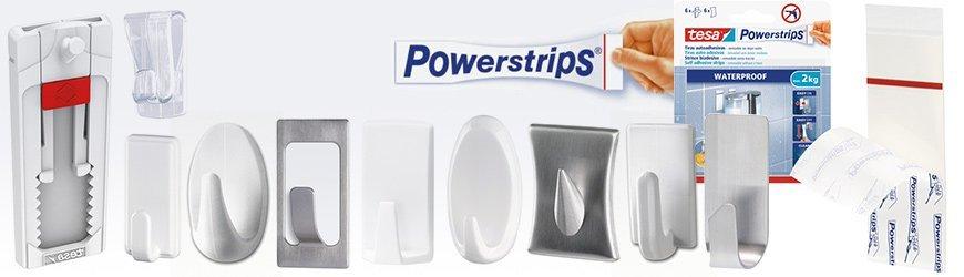 Tienda online de Tiras adhesivas y ganchos Powerstrips