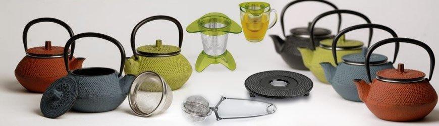 Tienda online de Teteras y accesorios para té