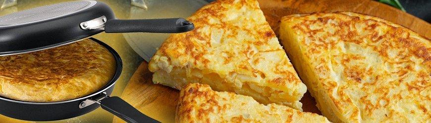 Tienda online de Sartenes para tortillas