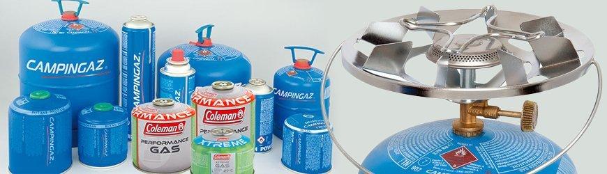 Tienda online de Botellas y cartuchos de gas