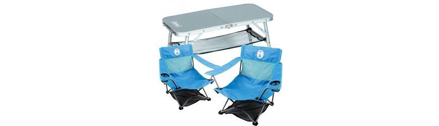 Tienda online de Mesas y sillas de camping
