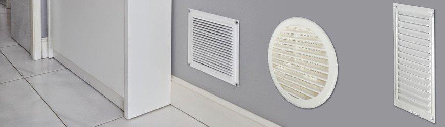 Tienda online de Rejillas de ventilación