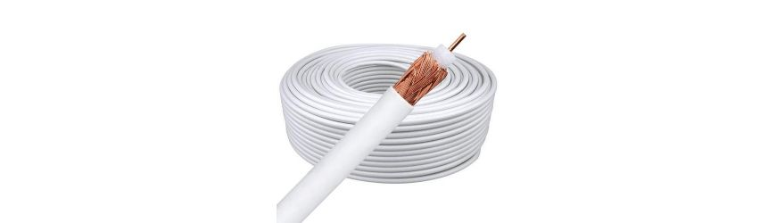 Tienda online de Cable coaxial