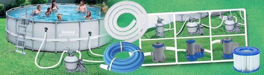 Tienda online de Depuradoras para piscinas