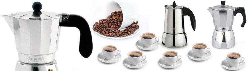 Tienda online de Cafetera 6 Tazas