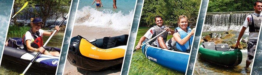 Tienda online de Canoas y Kayaks