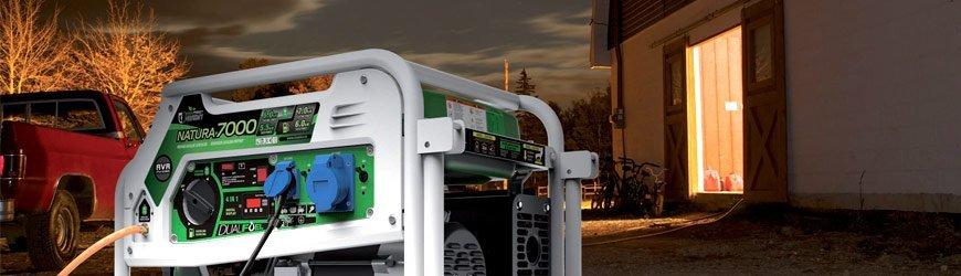 Tienda online de Generadores a gas y gasolina