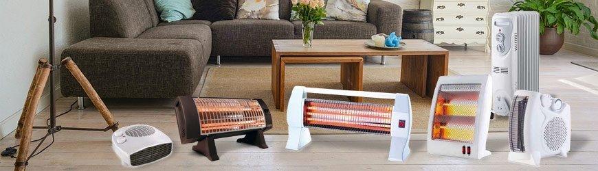 Tienda online de Calefactores Eléctricos