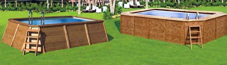 Tienda online de Piscinas de madera