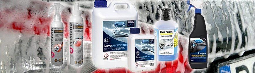 Tienda online de Productos limpieza del automóvil