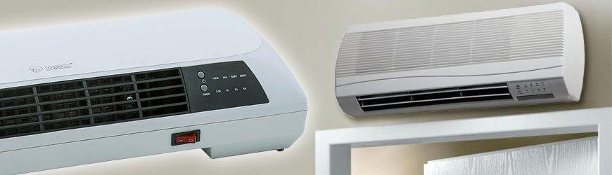 Tienda online de Calefactores Split de pared