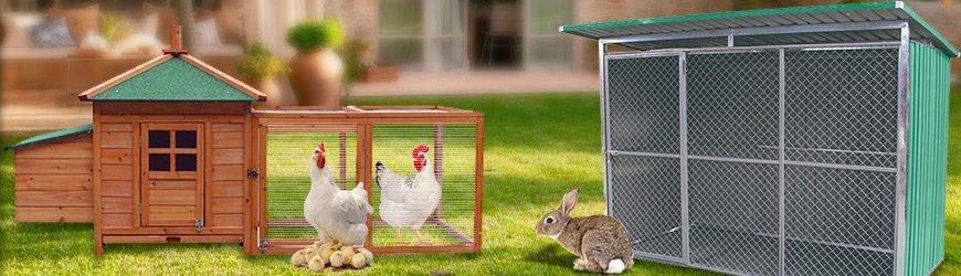 Tienda online de Jaulas y gallineros