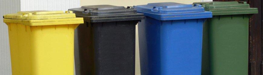 Tienda online de Contenedores de reciclaje para exterior