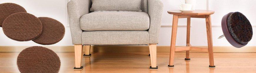 Tienda online de Deslizadores para muebles