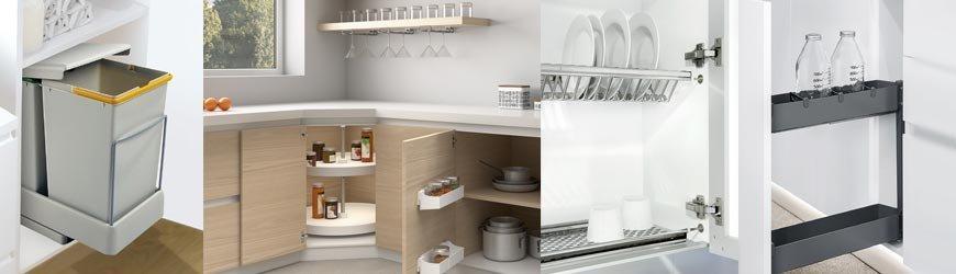 Tienda online de Accesorios para muebles de cocina