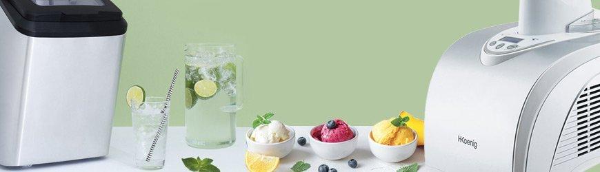Tienda online de Máquinas de helado y de hielo