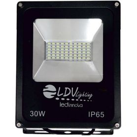Sdm 30w 2400lm LED-Projektor 6000k 120th LDV