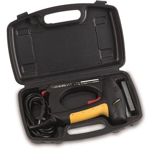 elektrische Heftklammer Nägel 15mm 8-16mm Powerplus POWX1370