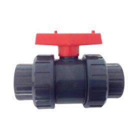 PVC-Druckventilkugel Verleimung ø25 tecnoagua