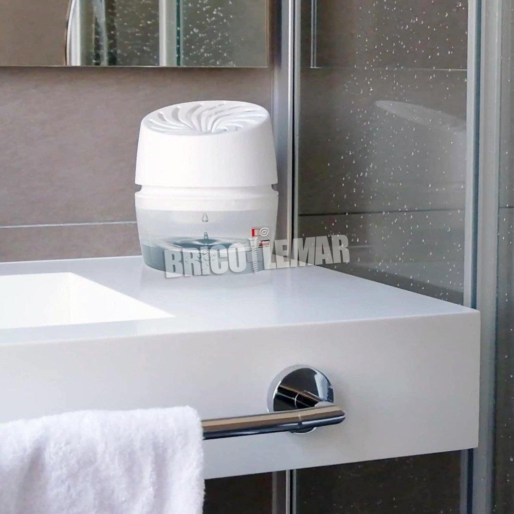 Luftentfeuchter Rubson autonome AERO 20 Badezimmer