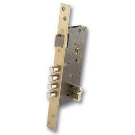 Lock - Ezcurra hohe Sicherheit 700-R emailliertem Gold Zylinder DS-15/70