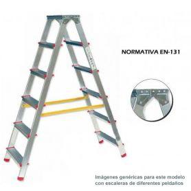 ferral Duplo 2-seitige Leiter 3 Schritten