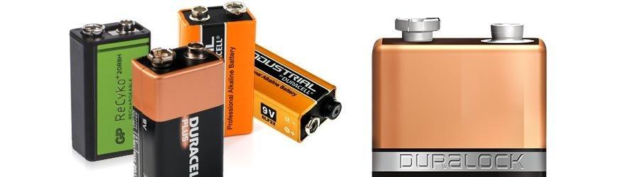 9-Volt-Batterie online
